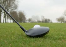 A Golf Game in Progress