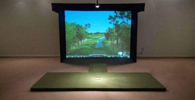 OptiShot Golf Simulator