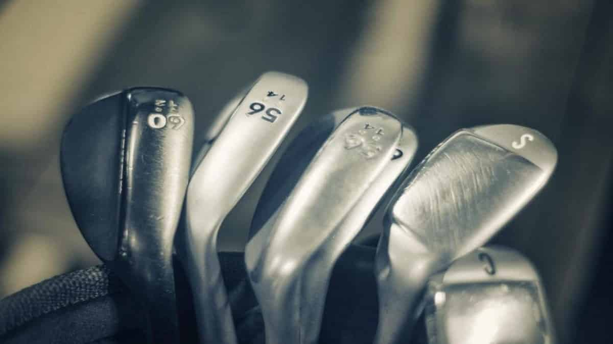 the measure of loft embedded on clubs