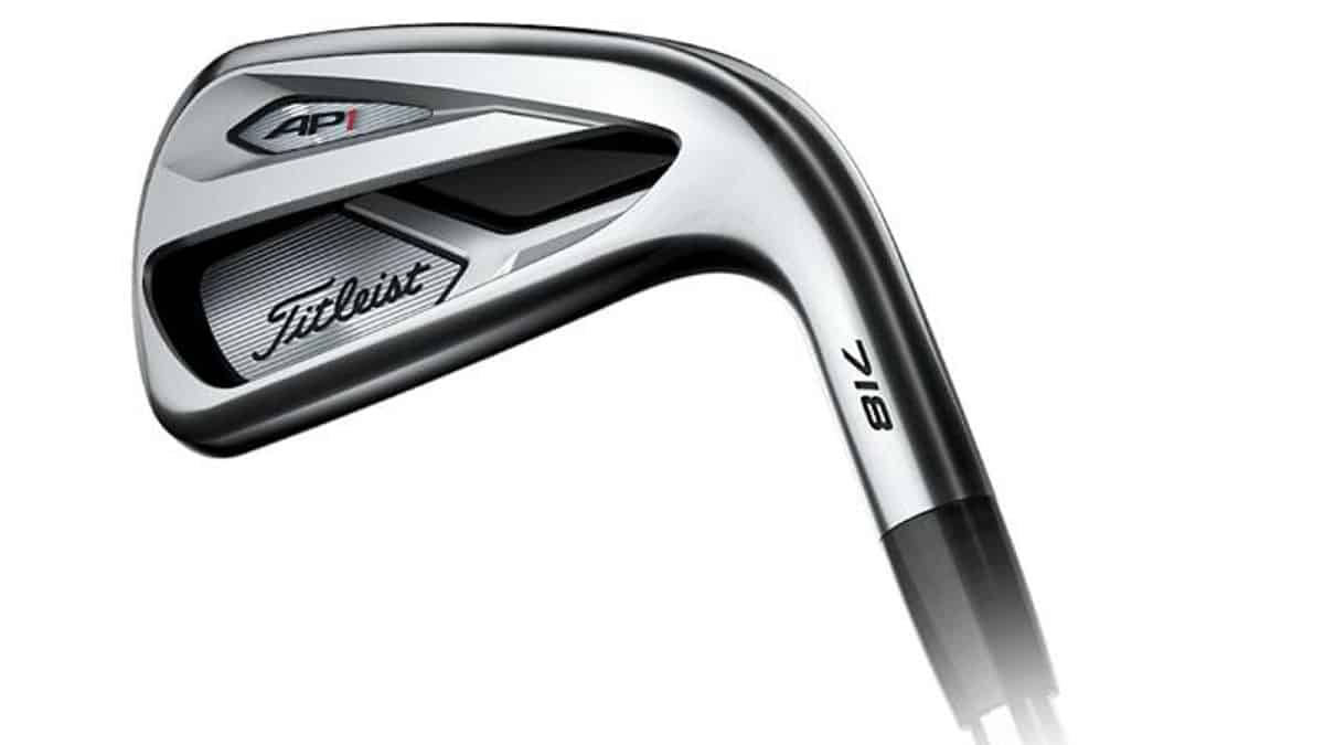 Titleist golf iron