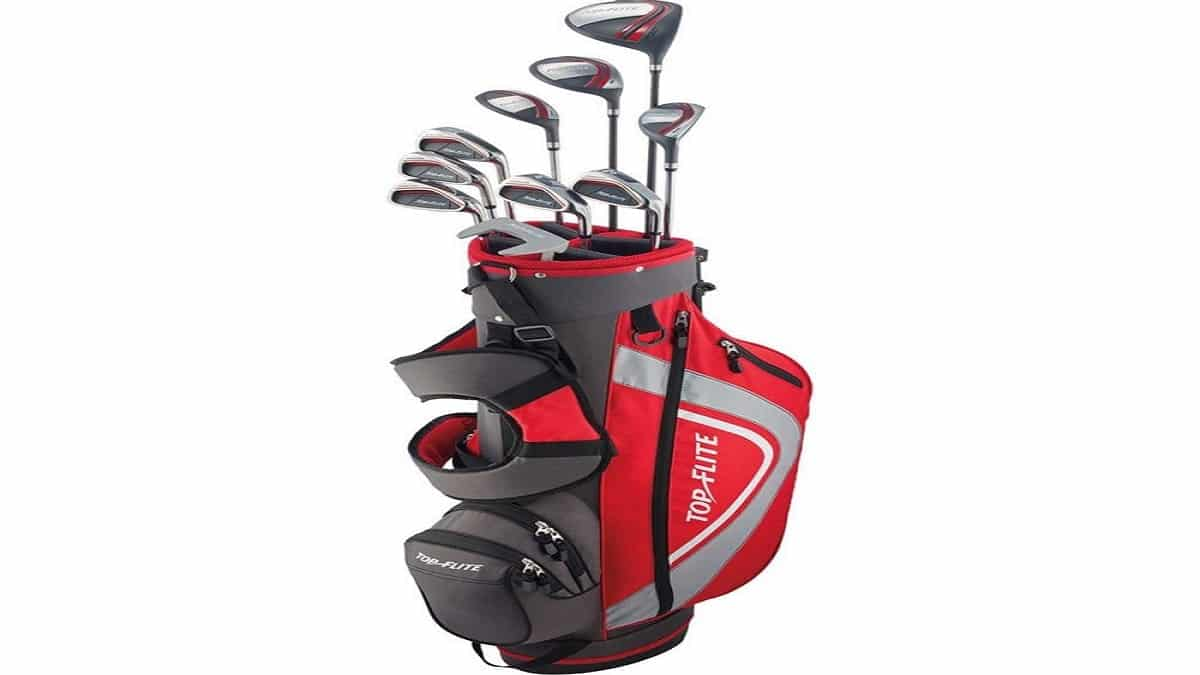 Top Flite Golf Club Set