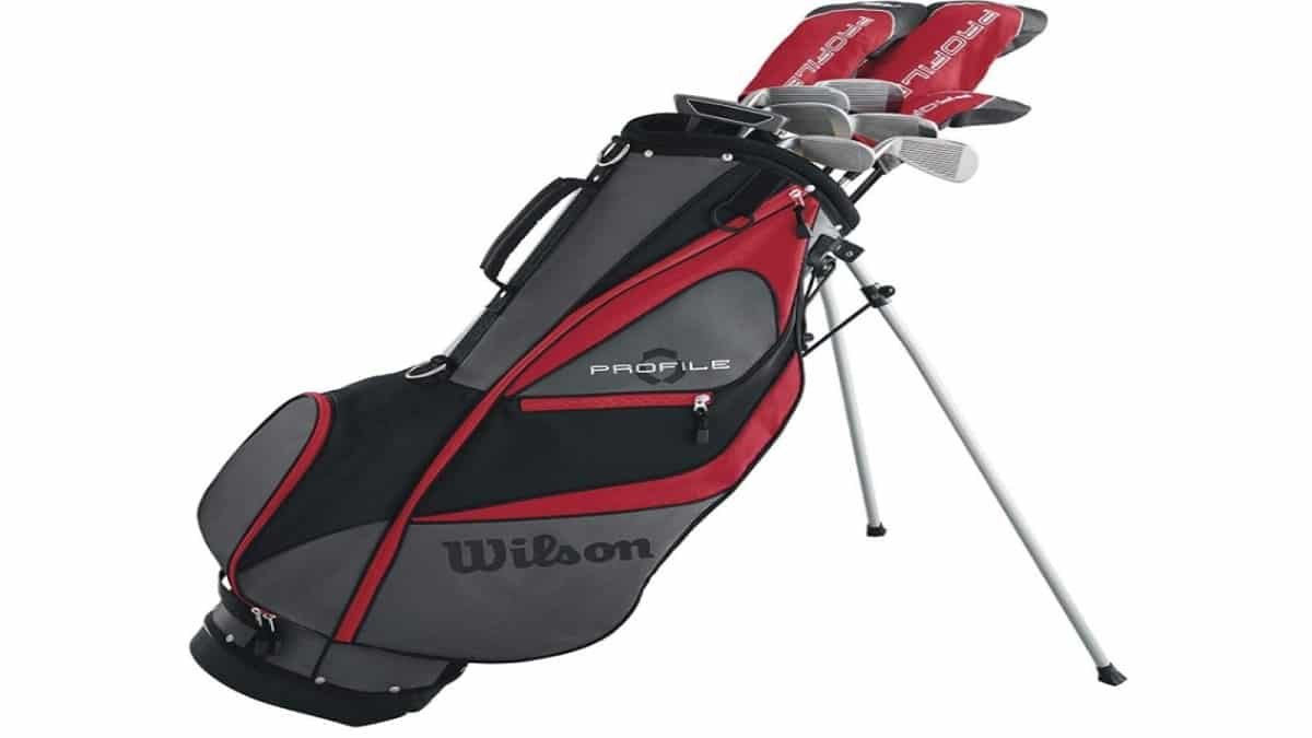 Wilson Profile XD golf set