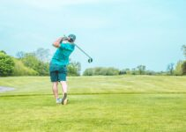 Become a pro golfer by fixing a slice with a driver