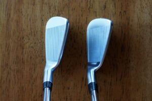 Irons for golf