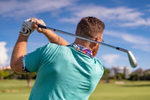 how to hit a pitching wedge
