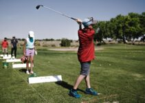 Playing Golf with Your Kids