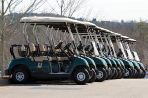 Best Golf Cart Hub Caps
