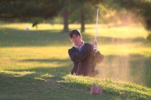 Exploding Golf Balls