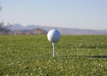 How to Put a Golf Ball on the Tee Correctly